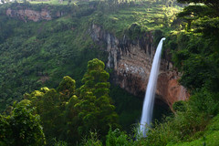 The Sipi waterfall (supersky77) Tags: sipi waterfall cascata uganda africa elgon