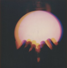 "Look Into My Crystal Ball (dreamscapesxx) Tags: ""snapitseeit"" polavoid ""fortunetelling"" ""fortuneteller"" ""crystalball"" instant polaroid ""polaroidoriginals"" ""polaroidslr680"" ""polaroidoriginals600film"" myson supernatural glowing"