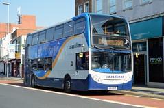10009 GX12DXR (PD3.) Tags: coastliner 700 adl enviro 400 10009 gx12dxr gx12 dxr bus buses psv pcv hampshire hants england uk portsmouth north end stagecoach