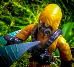 Toxic? (bosko's toybox) Tags: callofduty hazmat minifigures megablocks megaconstrux