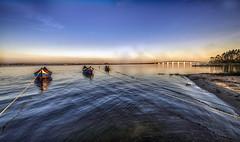 Ria de Aveiro (mariapinto87) Tags: riadeaveiro ria aveiro barcos torreira fotografia arte art pesca cor