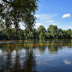Kurt the Wanderer Trail Quest Powhatan State Park4 (vastateparksstaff) Tags: river blueskies inspiring scenic