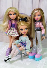 Bratz redress-pastels (Annette29aag) Tags: bratz doll redressed cloe pastel photography cute annette29aag