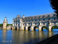 Chenonceau (Alicia B,) Tags: loira castillo chateau france francia europa castle