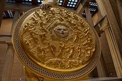 Athena's Shield (John Chulick) Tags: variosonnartdt35451680 parthenon athena status sculpture shield gold medusa gorgon titans gods battle
