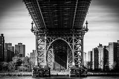 The Underbelly (broadswordcallingdannyboy) Tags: nyc ny newyorkcity city usa us america eastcoast newyork copyrightleonreillyphotography light holiday leonreilly eos7d eflens cityscape canon winter newyorkwinter creative lightroom metropolis iconic february2019 donotcopy newyorkstateofmind newyorkminute bw mono blackandwhite mood atmosphere dramatic nycbw newyorkcitybw natural nycinbw bridge nycbridge williamsburg leonreillyphotography