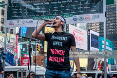 EM-190324-EndIslamophobia-004 (Minister Erik McGregor) Tags: activism buildmovementsnotwalls christchurchmassacre defenddemocracy donaldtrump dumptrump endislamophobia endwhitesilence endwhitesupremacy erikmcgregor freepalestine iamamuslimtoo lovetrumpshate muslimban muslimrights nyc nyc2palestine newyork newyorkcity newyorkers noban nomuslimbanever notmypresident peacefulprotest peacefulresistance photography protest refugeeswelcome resisttrump sanctuarycity solidarity standwithmuslims stopthehate timessquare travelban usa unitedagainstislamophobia whitesupremacy xenophobia bigotry demonstration humanrights photojournalism politics racism rally refusefascism revolution trumpvsallofus 9172258963 erikrivashotmailcom ©erikmcgregor
