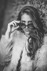 "DSC_8098-Editado.jpg (Photo Brown) Tags: portrait retrato offcameraflash woman girl modelo model sigma sigmaart sigma85 85mm light luz strobist nikon d750 eyes hair makeup mua grancanaria canary islands ""canary islands"" osorio face aodmoreno bw byn blancoynegro"