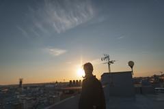 (Rob Chiu) Tags: 14thofseptember anne paris rooftop sunset shoot nikon nikkor nikond850 24mm14
