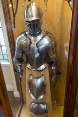 Upper-body armour (quinet) Tags: 2017 antik antiquitäten england london rüstung wallacecollection ancien antique armour armure militaire military militärische museum musée