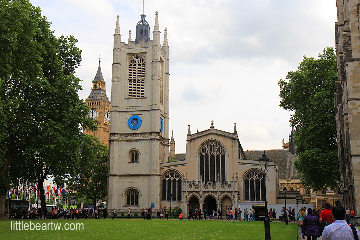 西敏寺Westminster Abbey-09