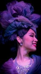 Calypso Bangkok (Gerald Ow) Tags: calypso cabaret show bangkok asiatique entertainment riverside thailand portrait sony a7r2 a7rmk2 a7rii ilce7rm2 gmaster gm fe 2470mm f28 geraldow