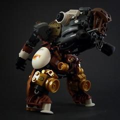 MK7.7 Big Boy Mech (Marco Marozzi) Tags: lego legomech legodesign legomecha marco marozzi moc mecha mech maschinen krieger maschinenkrieger mak mechsuit mechasuit robot