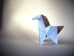 Caballo - Oriol Esteve (Rui.Roda) Tags: origami papiroflexia papierfalten cheval cavalo horse caballo oriol esteve