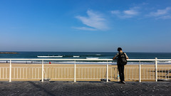 Setembre_0069 (Joanbrebo) Tags: playa platja beach zurriola donostia sansebastián guipúzcoa españa eosd canoneos80d autofocus gente gent people efs1018mmf4556isstm contactgroups