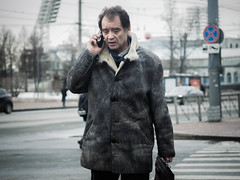 Street portrait (rsvatox) Tags: streetphotography urban winter street people streetphotographer city strangers saintpetersburg