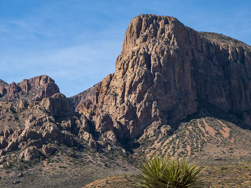 Pulliam Bluff - Big Bend National Park
