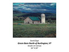 "Green Barn North of Burlington, VT • <a style=""font-size:0.8em;"" href=""https://www.flickr.com/photos/124378531@N04/46737919862/"" target=""_blank"">View on Flickr</a>"