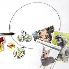 Bekannt wie ein bunter Hund? 😁🎨💝 Die hier schon. Danke, @shivawuschl, für den tollen Auftrag! Viel Freude damit! #wandklex #malerei #handgemalt #aquarell #watercolor #watercolour #wandklexschmuck #buntehunde #etsy #etsyde #etsyseller # (wandklex Ingrid Heuser freischaffende Künstlerin) Tags: ifttt instagram wandklex ingrid hesuer art kunst etsyda dawandada etsyseller dawandaseller watercolor watercolour meetthemaker behindthescenes kunstatelier artwork malerei artist etsyfinds etsygifts etsyfindes dawandafinds aqaurell