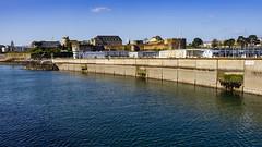 Le chateau (ludob2011) Tags: brest finistere bretagne brittany chateau port castle harbour premar water eau mer iroise sea atlantique atlantic sony pentax prime da smc a7ii mirrorless kf pennarbed