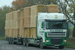 DAF XF DE Keeble (SR Photos Torksey) Tags: transport truck haulage hgv lorry lgv logistics road commercial vehicle traffic freight daf xf keeble