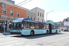 IMG_5082 (GojiMet86) Tags: mta nyc new york city bus buses 2017 lf60102 lfs lfsa 5448 m60 sbs select service astoria blvd 31st street