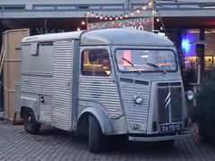 1973 Citroën HY Food Truck (harry_nl) Tags: nederland netherlands 2018 werkendam fortaltena citroën hy foodtruck 06yd15 sidecode3 import