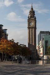 Albert Memorial Clock (string_bass_dave) Tags: historicpreservation architecture northernireland clock belfast flickr preservation unitedkingdom gb