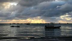 Force Nature (Sunrise in Japaratinga) (Luiz Carlos Targino Dantas) Tags: nascerdosol amanhecer sunrise praiadejaparatinga japaratinga alagoas al brasil canont7i