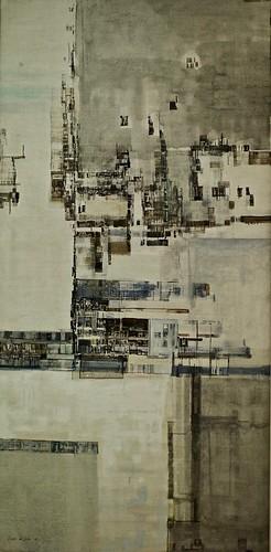 New Amsterdam II (1970) - Vieira da Silva (1908-1992)