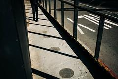 The Shadow Path (SebRiv) Tags: color streetphotographycolor leicadigital 35mm contrast light shadow street streetphoto summicron35f2 leica m10 sanfrancisco