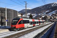 ÖBB 4024 118-4 AK LiteraTour Zug, S-Bahn Matrei am Brenner (TaurusES64U4) Tags: öbb 4024 talent