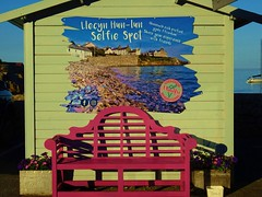 Selfie Spot Moelfre Anglesey  North Wales July  7Th 2018 (mrd1xjr) Tags: selfie spot moelfre anglesey north wales july