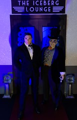 A Celebrity Guest (MaxxieJames) Tags: penguin oswald cobblepott dc dcu custom customised doll ooak ken barbie mattel gotham batman iceberg lounge bruce wayne