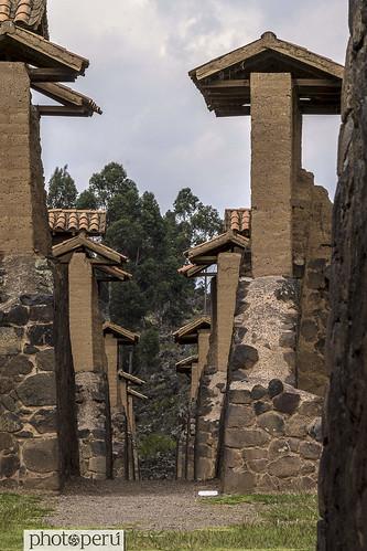 Cusco, Raqchi