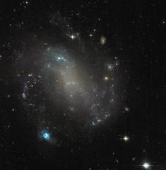 ARP2 - HST/PanSTARRS (LaydeeDem) Tags: galaxy space nasa esa hubble myhubblepictures