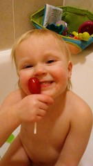 """Dani Gets a Lollipop for Peeing in the Potty • <a style=""""font-size:0.8em;"""" href=""""http://www.flickr.com/photos/109120354@N07/47236900392/"""" target=""""_blank"""">View on Flickr</a>"""