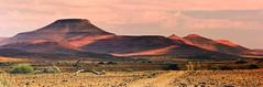 Desert Rhino Camp (cb|dg photo) Tags: nambia desert namibdesert africa desertrhinocamp mountains light mesa sun landscape nature
