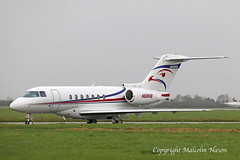 HAWKER 4000 N68HB SIERRA PACIFIC INDUSTRIES (shanairpic) Tags: bizjet corporatejet executivejet shannon hawker4000 n68hb