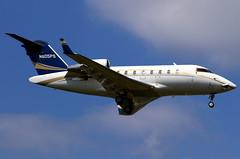 Bombardier Challenger CL600-2B16 N605PS (Manuel Negrerie) Tags: bombardier challenger cl6002b16 n605ps bizjet tsa 松山 songshanairport aircraft plane executive flight design spotting skies aviation
