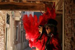 Carnevale Venezia 2019 11 (blu69) Tags: venice carnival carnevale venezia maschere 2019 mask red