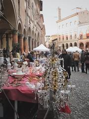 Bologna, Italy, flea market (Claudia_nt) Tags: fleamarket italie italien italia italy bologna