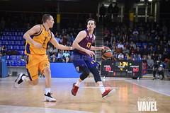 DSC_0364 (VAVEL España (www.vavel.com)) Tags: fcb barcelona barça basket baloncesto canasta palau blaugrana euroliga granca amarillo azulgrana canarias culé