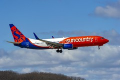 Sun Country Airlines Boeing 737-83N(WL) N831SY (MIDEXJET (Thank you for over 2 million views!)) Tags: milwaukee milwaukeewisconsin generalmitchellinternationalairport milwaukeemitchellinternationalairport kmke mke gmia flymke suncountryairlinesboeing73783nwln831sy suncountryairlines boeing73783nwl n831sy boeing boeing73783n boeing737800 boeing737 737 737800 73783n