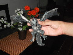 Alduin the World Eather (gersson_28) Tags: satoshi kamiya world eater alduin origami wyvern dragon