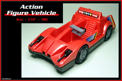 Arco - Action Figure Vehicle  01 (StarRunn) Tags: arco actionfigurevehicle toy car 118scale 1980s futuristic sf sciencefiction