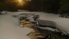 Rivière Swaggin (martinmenard757) Tags: rivière swaggin martin menard lanaudiere quebec spring printemps eau neige snow