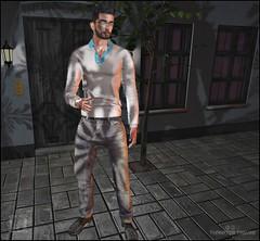 Leave (Fashion Blog Man) Tags: lelutka signature {kokoia} fashionnatic
