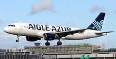 F-HBAO (Ken Meegan) Tags: fhbao airbusa320214 4589 aigleazur dublin 932019 airbusa320 airbus a320214 a320