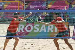 Alexander Beller, Marcelo Guzman-TenisP Playa-02395 (ComunicacionesCOCH) Tags: santiago chile chl